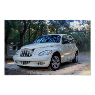2004 Limited Edition Chrysler PT Cruiser Poster