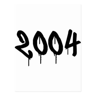 2004 POSTCARD
