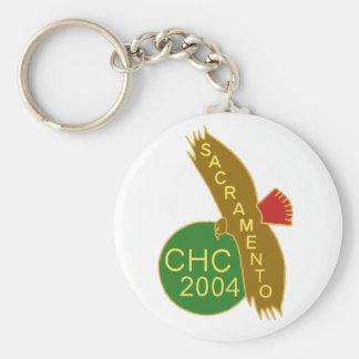 2004 Sacramento Keychain