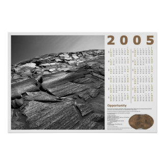 2005 Calendar: Opportunity Posters