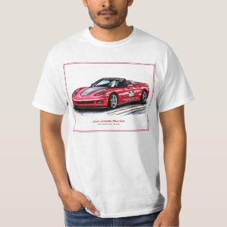 2005 Indy 500 Corvette Pace Car T-Shirt