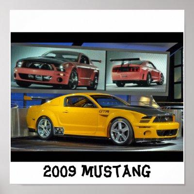 Mustang GTR, Concept car