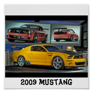2005-Mustang-GT-R-Concept-hr-012, 2009 mustang Posters