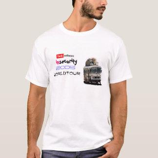 2005 Tivoli Security World Tour T-Shirt