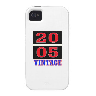 2005 Vintage Case-Mate iPhone 4 Cover