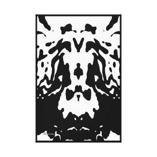 2006_0125 Rorschach 2 Impresión De Lienzo
