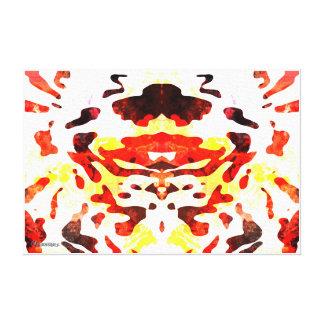 2006_0125 Rorschach 4 Impresiones En Lona