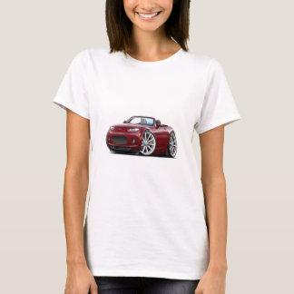 2006-08 Miata Maroon Car T-Shirt