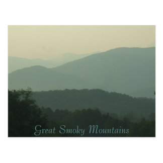 2006_0911mountains0004, Great Smoky Mountains Post Card