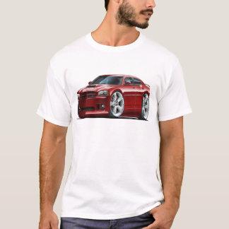 2006-10 Charger SRT8 Maroon Car T-Shirt