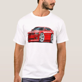 2006-10 Charger SRT8 Red Car T-Shirt
