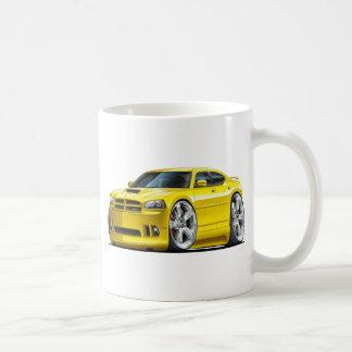 2006-10 Charger SRT8 Yellow Car Coffee Mug