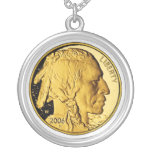 2006 American Buffalo Proof Gold Bullion Coin Necklaces