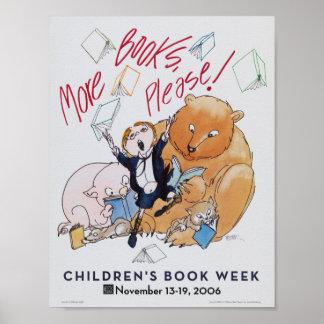 2006 Children's Book Week Poster