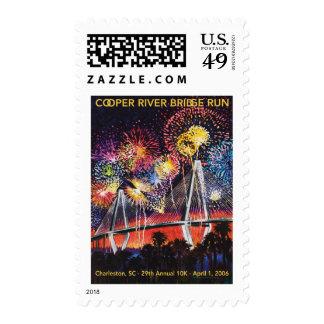 2006 Cooper River Bridge Run Postage Stamps