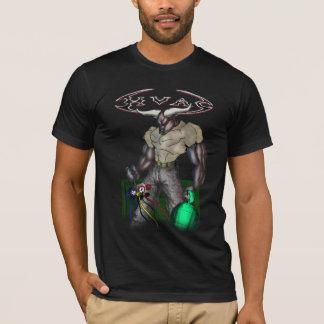 2006 HVAC Bull T-Shirt