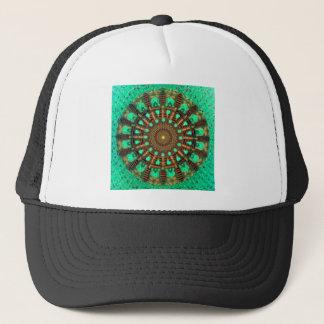 2006 Mint Trucker Hat