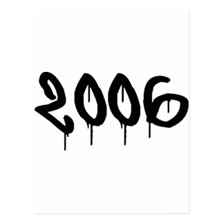 2006 POSTCARD