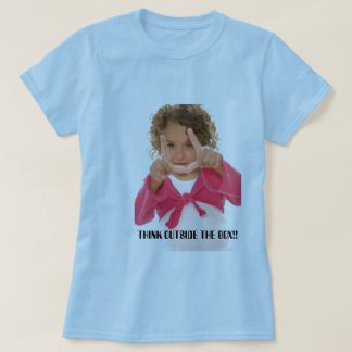 20070417_vanessa_0026, THINK OUT S... - Customized T-Shirt