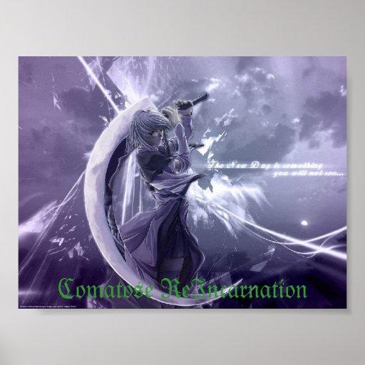200712250658031, Comatose ReIncarnation Poster