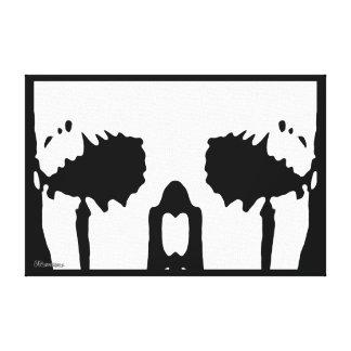 2007_0420 Rorschach Lienzo Envuelto Para Galerias