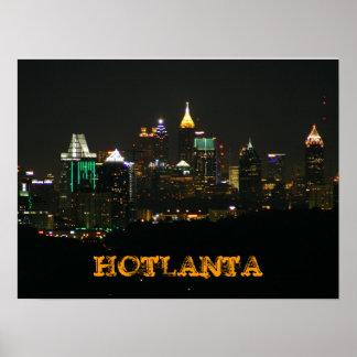 2007 11 1i 272, HOTLANTA Poster
