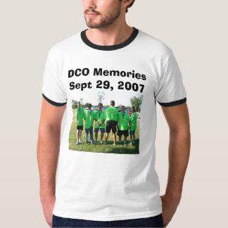2007 DCO Memories T-Shirt