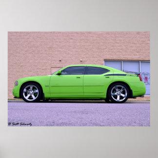 2007 Dodge Charger Daytona R/T Poster