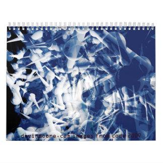 2007 imágenes del calendario del código