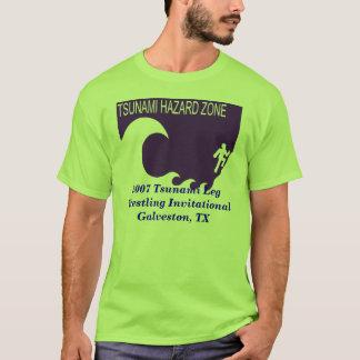 2007 Tsunami Leg Wrestling Invitational T-Shirt
