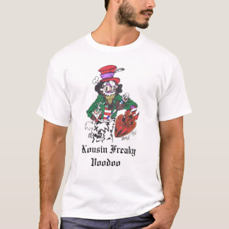 20080519_22 2, Kousin Freaky     Voodoo T-Shirt