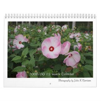 2008/09 15 month Calendar, Photograph... Calendar