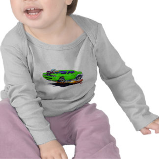 2008-10 Challenger Green Car Tshirts