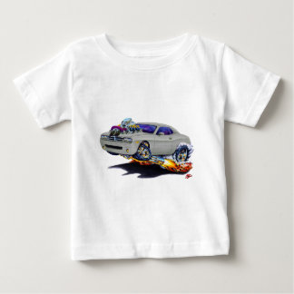 2008-10 Challenger Grey Car Baby T-Shirt