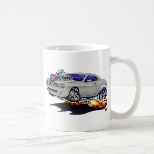 2008-10 Challenger Grey Car Coffee Mug