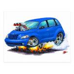 2008-10 coche del azul del crucero de la pinta postal
