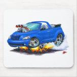2008-10 convertible azul del crucero de la pinta alfombrillas de ratón