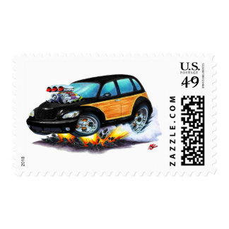 2008-10 PT Cruiser Black Woodie Postage