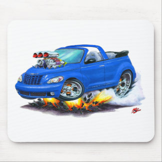 2008-10 PT Cruiser Blue Convertible Mouse Pad