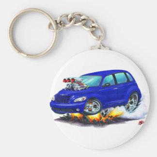 2008-10 PT Cruiser Dark Blue Car Keychain