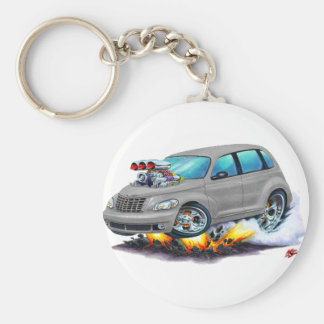 2008-10 PT Cruiser Grey Car Key Chain