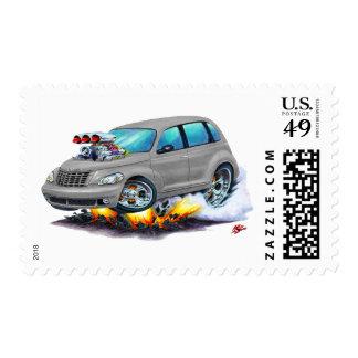 2008-10 PT Cruiser Grey Car Postage Stamp