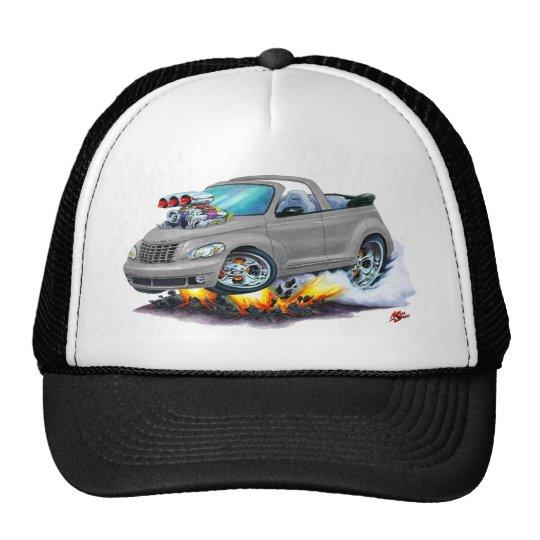 2008-10 PT Cruiser Grey Convertible Trucker Hat