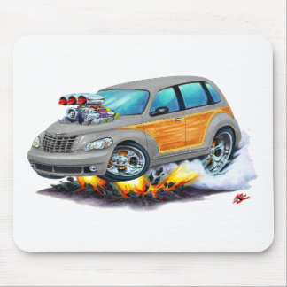2008-10 PT Cruiser Grey Woodie Mouse Pad