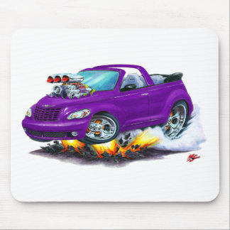 2008-10 PT Cruiser Purple Convertible Mouse Pad