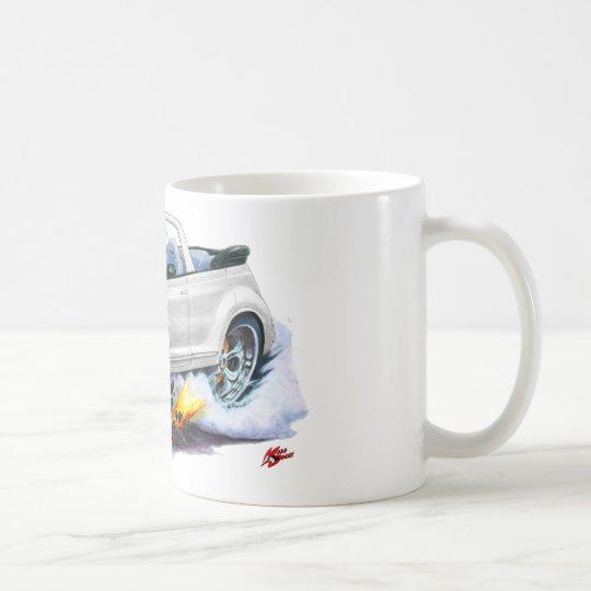 2008-10 PT Cruiser White Convertible Coffee Mug