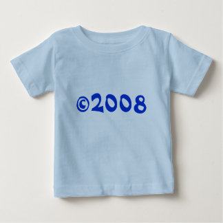 2008 2-Sided Baby T-Shirt