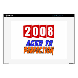 2008 Aged To Perfection Decals For Laptops