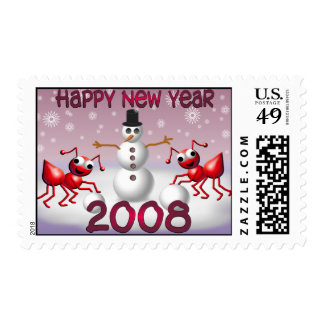 2008 ants stamps