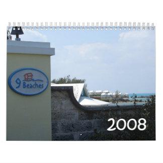 2008 Bermuda Calendar_FINAL Wall Calendars